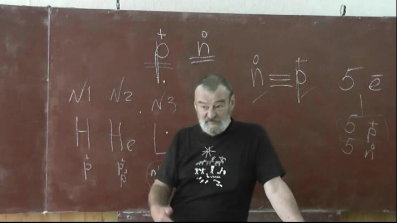 013 Разбор контрольной работы протоны нейтроны инертность гелия и неона ковалентные связи