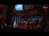 Репетиция гала-концерта к 100-летию оперной труппы