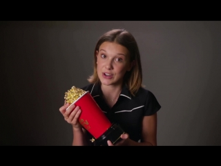 Millie Bobby Brown's Anti-Bullying Message ¦ 2018 MTV Movie  TV Awards