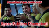 Space Soldiers champion
