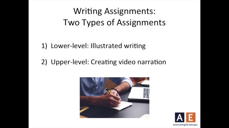 Teaching Tips from AE Using Media in Academic Writing Planning a Multimodal Assignment