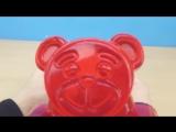 ЖЕЛЕЙНЫЙ МЕДВЕДЬ ВАЛЕРА - Валерка Смешной и липучий Китайский глаз (Новая серия, видео Валерка 2018)- детское видео