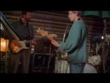 Chuck Berry, Eric Clapton, Keith Richards jam....