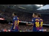«Барселона» - «Реал Мадрид». Гол Луиса Суареса