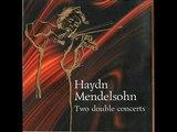 Joseph Haydn Double Concerto F-Dur for Violin, Cembalo and string orchestra - Allegro Moderato p.1