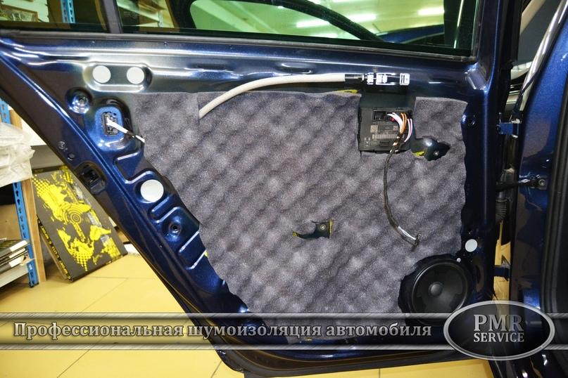 Шумоизоляция Volkswagen passat b8…, изображение №8