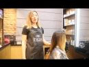 Окрашивание волос Омбре по технике шатуш