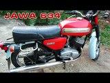Заводим JAWA 350634