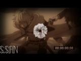 AMV Crossover Мика и Хаказэ- Я разрываю нервы (Совместно с Mamoka Heart).mp4