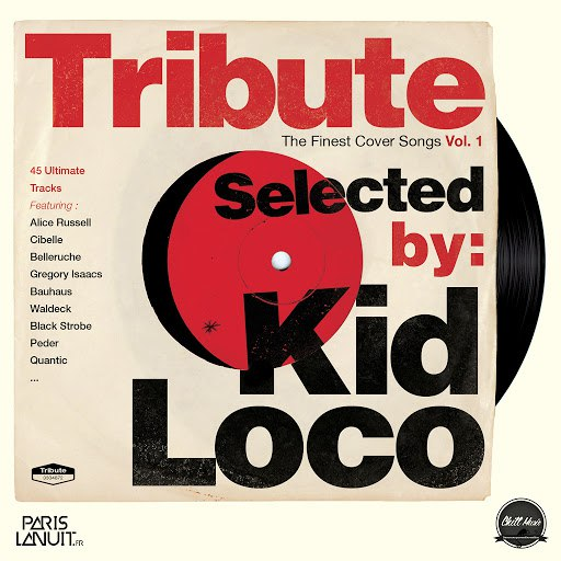 kid loco альбом Tribute: The Finest Cover Songs by Kid Loco, Vol. 1