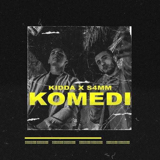 Kidda альбом Komedi