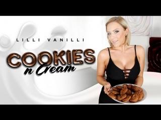 #vron lilli vanilli (cookies 'n' cream / ) [2017 г., virtual reality, vr, 1920p] [oculus]