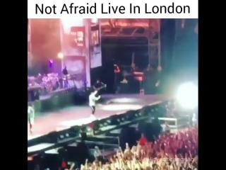 I'm not afraid❤️ лондон
