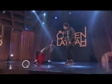 LES TWINS The Queen Latifah Show