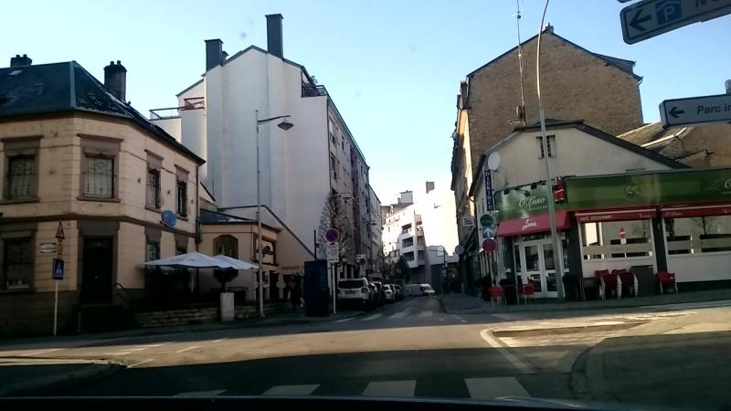Nice walk in Luxembourg