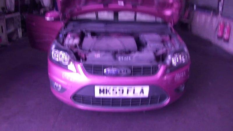 Авторазбор Ford Focus 2 2009 1.8 QQDB МКПП Duratec-HE PFI (125PS) - MI4 B5 IB5