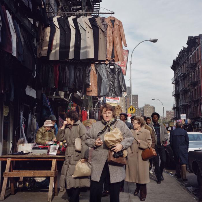 Нью–Йорк, США, 1984 год. Фотограф: Janet Delaney.
