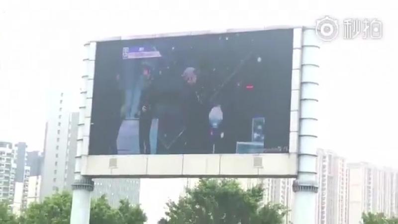 1805119 Justins LED-screen in QuanZhou