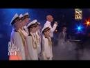 Денис Майданов и хор «Юных Александровцев» с песней «Тишина»