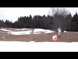Ski Orienteering World Cup Final. Middle distance