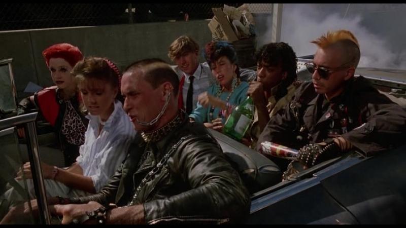 Возвращение живых мертвецов 1985г США фильм ужасов классика