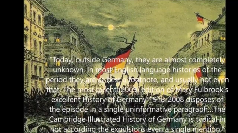 Post WW II Germany: to achieve National Independence, Germans must overthrow the present Zionist tyranny