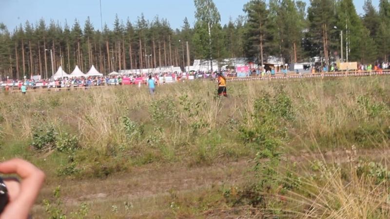 Venla 2018 4 ый этап Орлова Анна