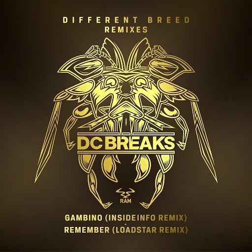 DC Breaks альбом Gambino (InsideInfo Remix) / Remember (Loadstar Remix)