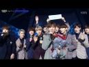 180312 [뮤직뱅크] 3월 2주 1위 김성규 - 'True Love' 세리머니 Cut