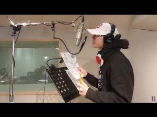 Vixx lr 「whisper -japanese ver-」 recording making film