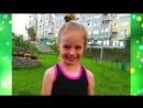 Милана Денисовна (4 года),интервью,харизматичная девочка поёт любимую песню,красивый голос,милашка,поёмвсети,лучше всех,талант
