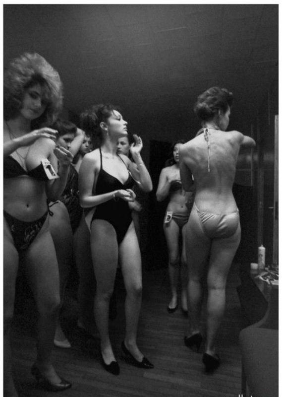 Первый советский конкурс красоты, 1988 г., изображение №1