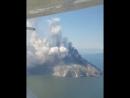 Первое известное извержение вулкана Кадовар (Папуа-Новая Гвинея, 06.01.2018)