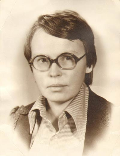 Лидия Даниловна Чувьюрова