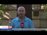 Журналисты телеканала Крым 24 побывали в доме экс-премьер-министра Крыма А.Франчука, где на него напали неизвестные
