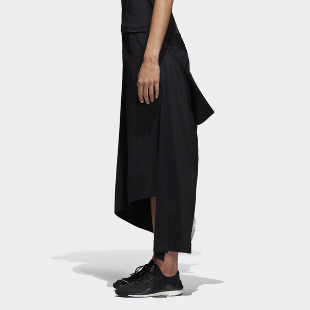 Юбка Y-3 Drape 3-Stripes