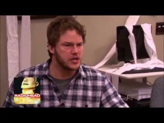 Radiohead Albums Described by Parks and Recreation