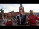 Гимн России на Красной Площади