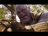 Второй русский трейлер к фильму «Мстители: Война бесконечности»