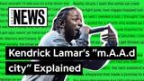 Kendrick Lamars m.A.A.d city Explained Song Stories Classic