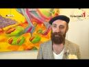 Актер художник бородач в Туле живет и работает Александр Багно