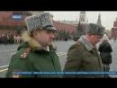 На Красной площади состоялась церемония выпуска кремлевских курсантов