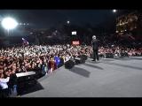 Владимир Путин принял участие в объединённом митинге-концерте «Россия. Севастополь. Крым».