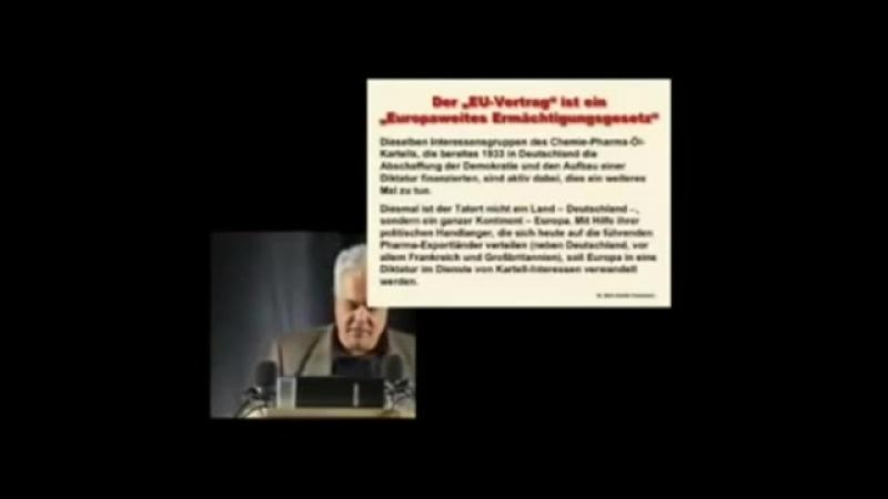 Das Chemie-Pharma-Öl-KARTELL und die Polit-Helfer - Vortrag Dr Rath 5_5