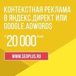 Контекстная реклама в Яндекс.Директ или Google.Adwords