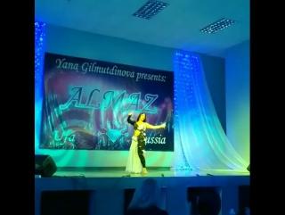 Aziza of Cairo Almaz Festival 2018