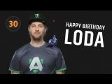 Happy Birthday, Loda!