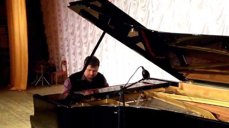 Импровизация на тему русской народной песни Во поле берёза стояла