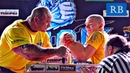 🔷 Russian-American boy young man with one are bigger than other is champion MUTANT vs ARMWRESTLING MONSTERS. OLEG ZHOKH - BEST MOMENTS Russian Bears