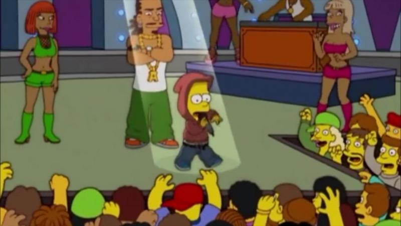 The Simpsons Шэлл